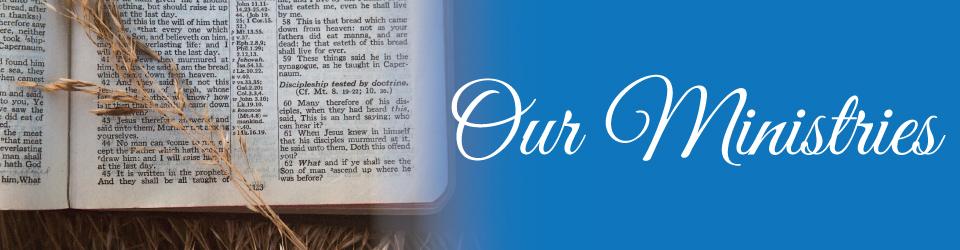 our_ministries_header